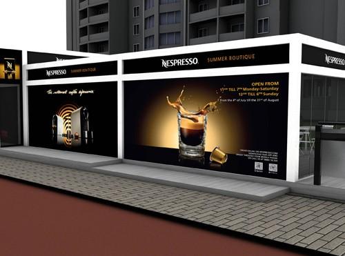 Nespresso Knokke