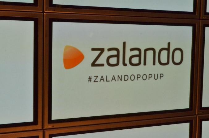 zalando pop-up