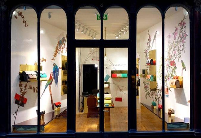 Christian Louboutin pop-up store paris