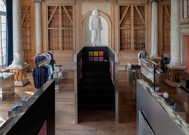Frame Store interior Amsterdam