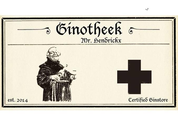 Mr Henderickx gin bar pop-up noemde mijn pop-up restaurant