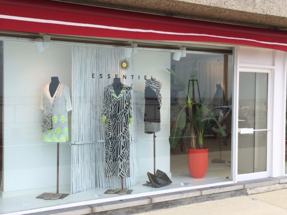 Where do you find the best pop-up store in Knokke this summer?