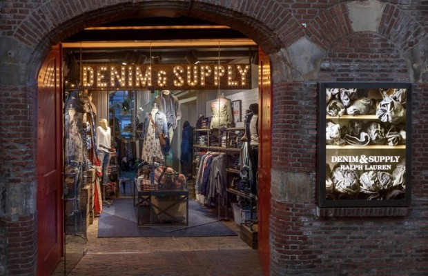 Denim-Supply pop-up store