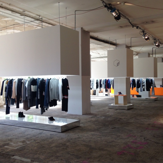 Zalando Fashion House pop-up berlin